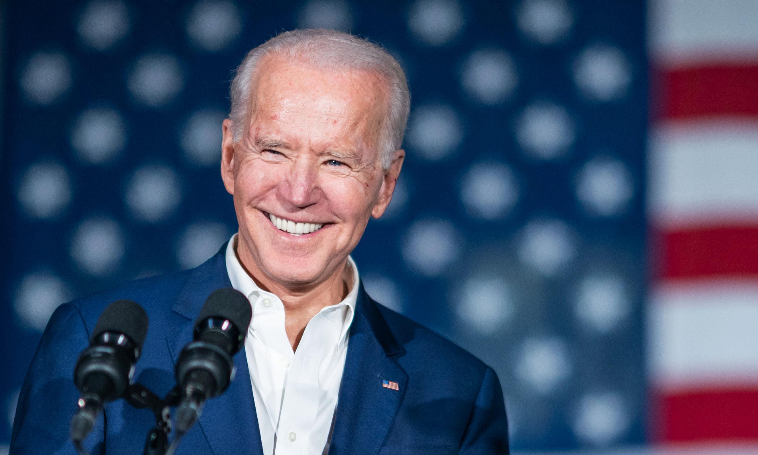 El presidente Biden habla en un evento en Jackson, Mississippi