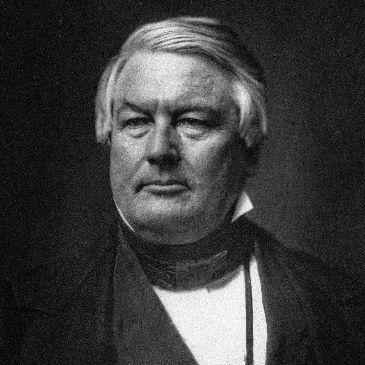 Portrait of Millard Fillmore, the 13th President of the United States